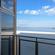 お部屋から見える海